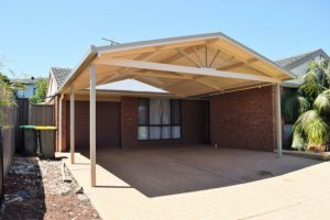 Carports and Pergolas
